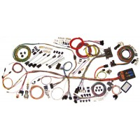 American Autowire 1962-1967 Chevrolet Nova Classic Update Wiring Kit 510140