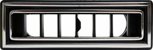 Vintage Air Louver Dash 4 3/4 X 1 1/2 In 49057-VUL