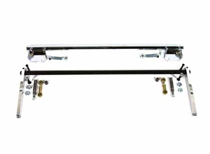 TCI 1932-1934 Rear Sway Bar Kit(Chrome) 402-4856-01