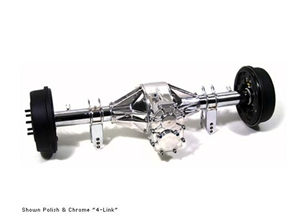 TCI 1932 Quick Change Rear End Assembly 502-5165-00