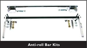 TCI 1935-1940 Rear Sway Bar Kit 404-4858-00
