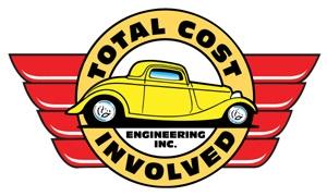 TCI Painted Rear Shocks 400-4130-00
