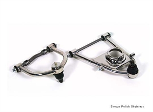 TCI Mustang II Tubular A-Arm Set (Plain) 200-2322-00