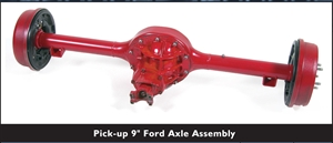 TCI 1947-1954 Chevy Pickup Rear-End Assy 532-5020-00