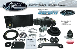 Vintage Air 1958 - 1960 Corvette Gen IV Complete System 961059