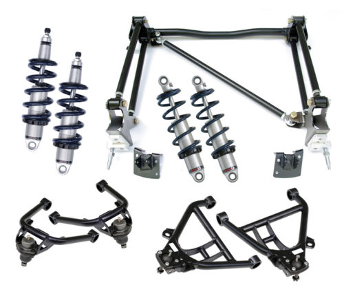 Ridetech 1955-1957 Chevy Level 2 Coilover System