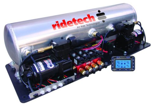 Ridetech RidePro Digital 5-Gallon Compressor System
