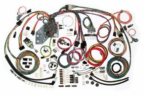 500467 500x335 6 volt universal wire harness charlotte rod and custom 6 volt universal wiring harness at crackthecode.co