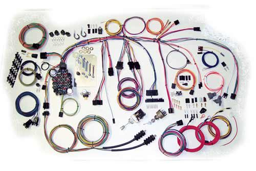 American Autowire 1960-1966 Chevrolet Truck Classic Update Wiring Kit 500560