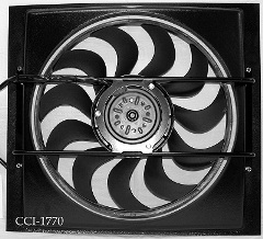 Cooling Components Cooling Components CCI-1770: 2200 CFM Electrical Fan and Shroud
