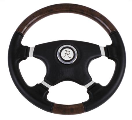 Flaming River Fruitwood Luxury Steering Wheel FR20125FW