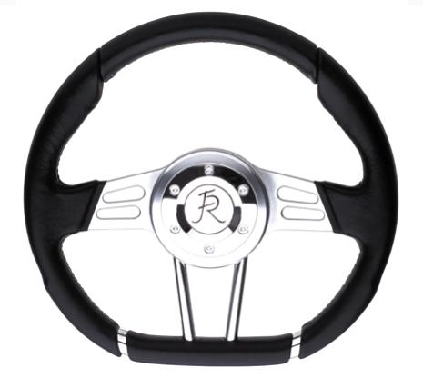 Flaming River D-Wheel Steering Wheel FR20130