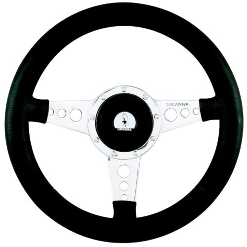 Lecarra Lecarra Mark 8 TG Double Slot Steering Wheel Part# 866