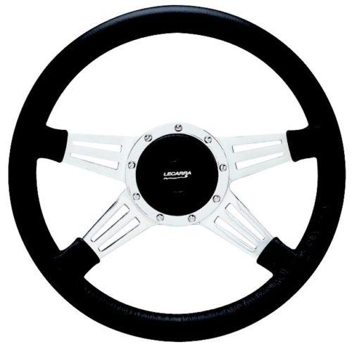 Lecarra Lecarra Mark 9 Double Slot Steering Wheel Part# 962