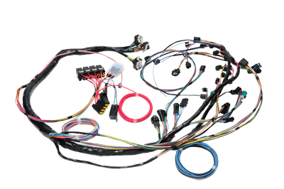MG 06 Md electrical charlotte rod and custom 1957 Chevy Wiring Harness Diagram at n-0.co