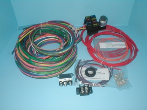Rebel Wire 6 VOLT Universal Wire Harness RW-100006