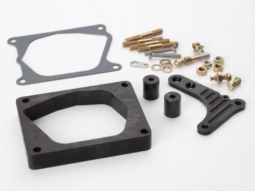 Lokar Edelbrock Pro-Flo Injection Throttle/Kickdown Bracket and Spring Return Kit