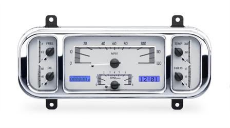 Dakota Digital 1937-38 Chevy Car VHX InstrumentsVHX-37C