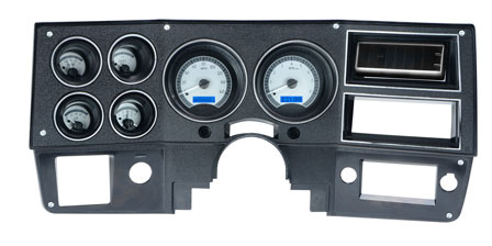 Dakota Digital 1987-91 Chevy Fullsize Blazer VHX Instrument VHX-91C-PU