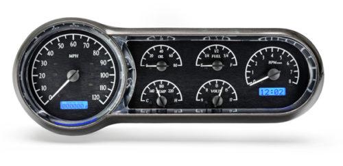 Dakota Digital 1953-54 Chevy Car VHX Instruments VHX-53C