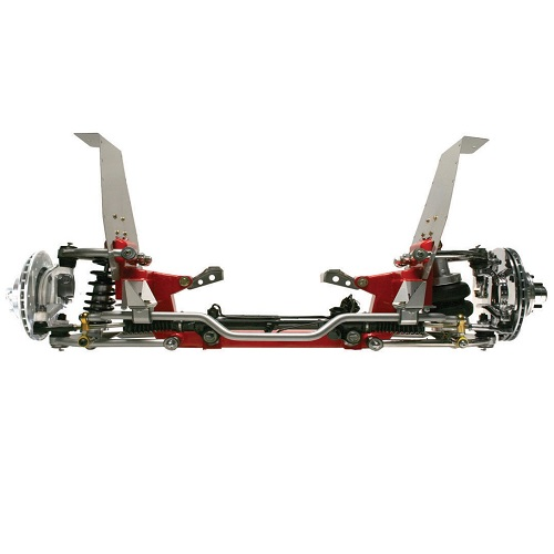 Suspension and Chassis