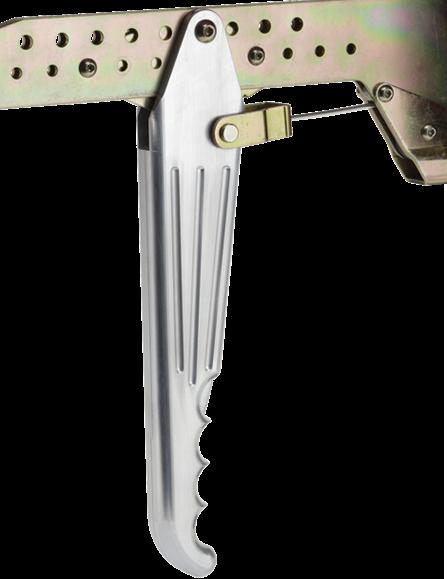 Lokar Under-the-Dash Hand Operated Emergency Brake